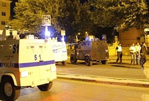 Kars ve Muş'ta Polise PKK Saldırısı!