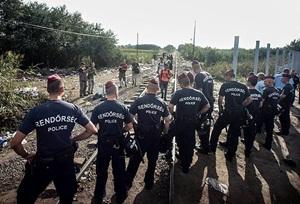 """Macaristan'dan """"Sığınmacı""""lara Engel!"""