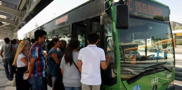 İstanbul'da Toplum Ulaşımda Bayram İndirimi