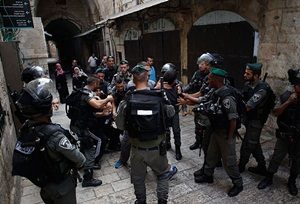 """""""Uluslararası Toplum İsrail'e Karşılık Vermeli"""""""