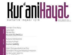Kur'ani Hayat Dergisinin 43. Sayısı Çıktı!