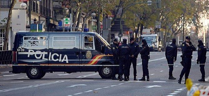 İspanya'da ETA İçin Yapılan Anma Törenlerinde 4 Gözaltı