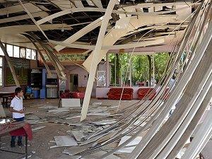 Diyarbakır'da Roketatar Saldırısı