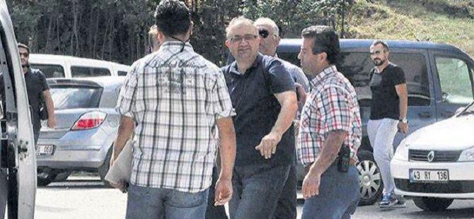 Eski Hakim Süleyman Karaçöl Tutuklandı