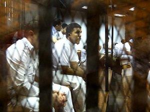 Mısır'da 124 Darbe Karşıtına Hapis Cezası