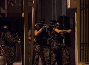İstanbul'da YDG-H Operasyonu: 15 Gözaltı