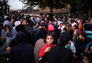 """""""Sığınmacı""""ların İstanbul Otogarındaki Bekleyişi Devam Ediyor"""