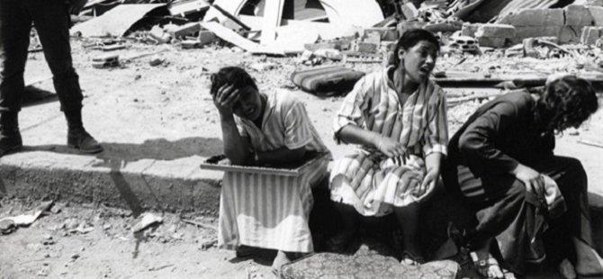 Sabra ve Şatilla Katliamının 33'üncü Yılı