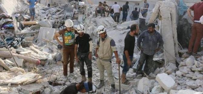Esed Rejimi Halep'i Bombaladı: 60 Sivil Katledildi!