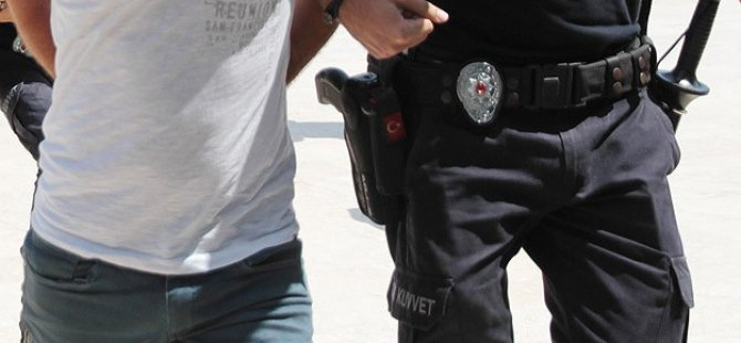 DBP Tuşba İlçe Yöneticisi Özüoral Tutuklandı