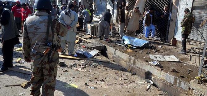 Pakistan'da Silahlı Saldırı Düzenleyen 6 Kişi Öldürüldü