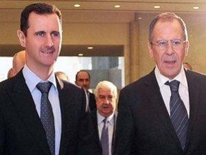 Rusya: Şam Rejimi İsterse Asker Gönderebiliriz