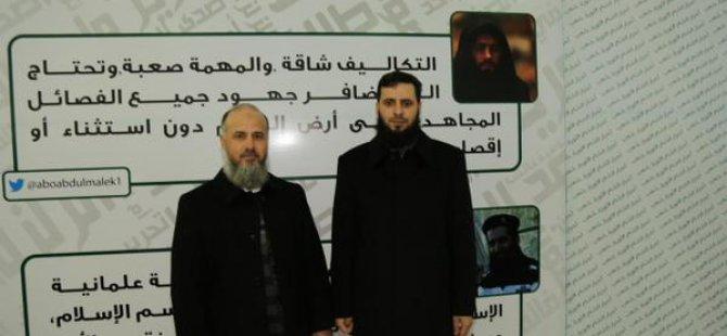Ahraru'ş Şam'ın Yeni Liderinden Direnişçilere Açıklama