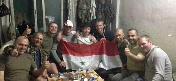 Suriye'de İlk Rus Subay Öldürüldü