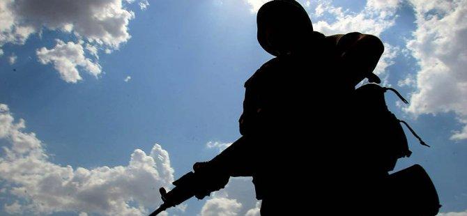 Tunceli'de Bir Astsubay Kaçırıldı