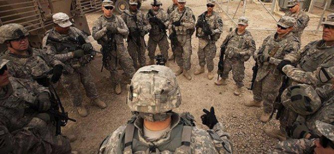ABD Askerleri Operasyon İçin Erbil'de