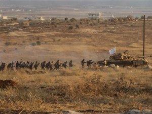 Fetih Ordusu Stratejik Öneme Sahip Harbel Tepesini Ele Geçirdi