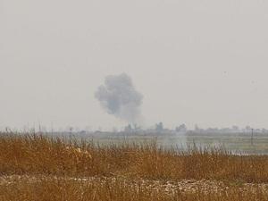 IŞİD'e Ait Silah ve Mühimmat Depoları Vuruldu