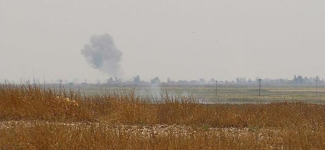 Irak'ta IŞİD'e Hava Operasyonları Yapıldı