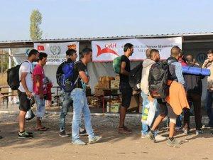 İHH'dan Umut Yolcularına Yardım
