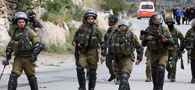 İşgal Güçleri Kudüs'te Bir Filistinli Genci Katletti!