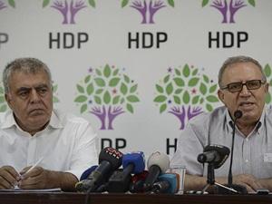 HDP'li Bakanlar İstifa Etti