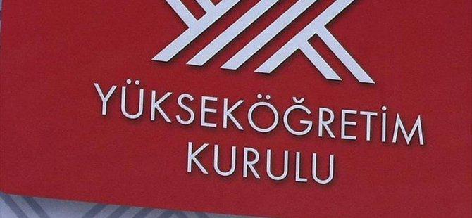 YÖK'ten 41 Fakülteye Dekan Ataması
