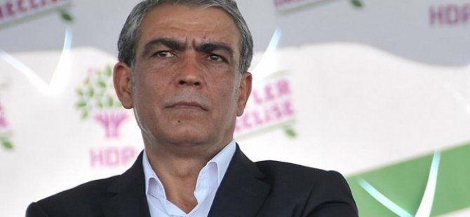 HDP Milletvekili Ayhan Hakkında Soruşturma Açıldı