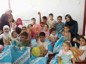 Bayram'da Çocukları Sevindirmek…