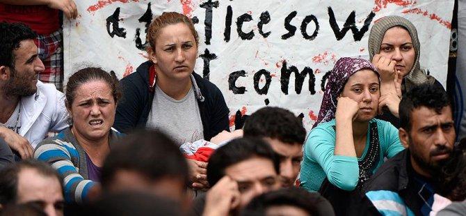 Sığınmacıları Provoke Eden 'İsrailli Akrediteli' 2 Kişi