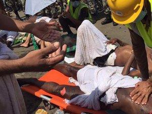 Mina'da Yaşanan İzdiham Nedeniyle 717 Kişi Hayatını Kaybetti