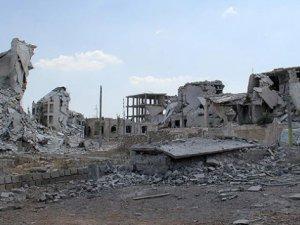 Esed Rejimi Çocukları Hedef Aldı