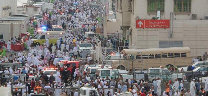 Mina'daki İzdihamda Türkiyeli 4 Kişi Yaşamını Yitirdi