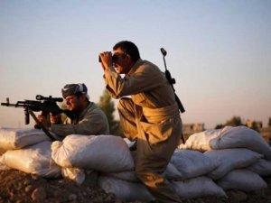 '6 Bin Peşmerge Suriye'de'