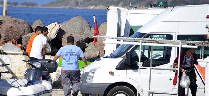 Bodrum'da Tekne Battı 17 Sığınmacı Yaşamını Yitirdi