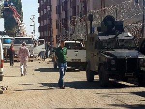 Askeri Araca Bombalı Saldırı