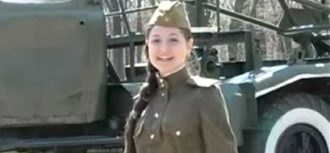 Suriye Devlet Televizyonunda Rus Askeri Marşları!