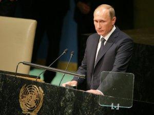 Putin'den BM'de Esed ve PYD'ye Destek