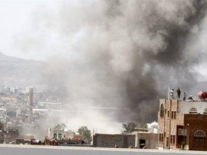 Suud Ordusu Düğün Evini Vurdu: 70 Ölü