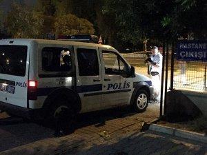 Adana'da Polis Aracına Uzun Namlulu Silahlı Saldırı