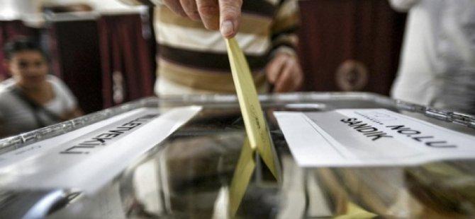İstanbul'da Seçimde 37 Bin 500 Polis Görev Yapacak