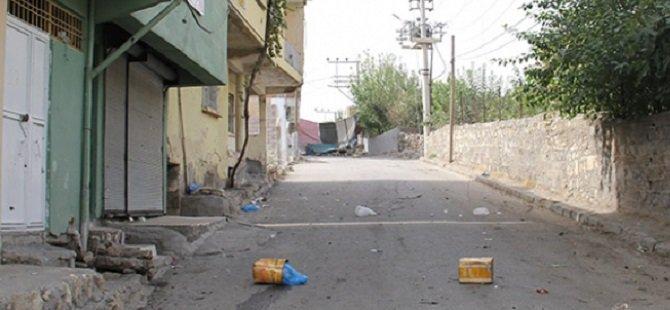 Bismil'de Sokağa Çıkma Yasağı