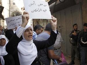 Filistin'de Kadın Olmak: Gece Ev İşi Gündüz Mescid-i Aksa Bekçiliği