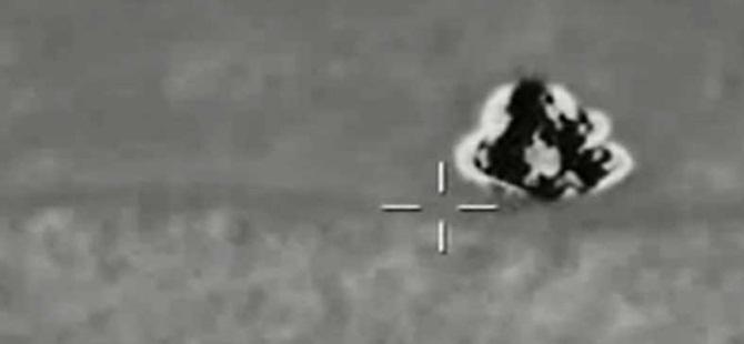 Irak'ın Kuzeyinde PKK Hedeflerine Hava Harekâtı