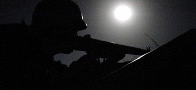 Bitlis'te PKK Örgütüne Yönelik Operasyon