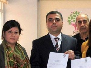 HDP Mardin İl Teşkilatında İstifa