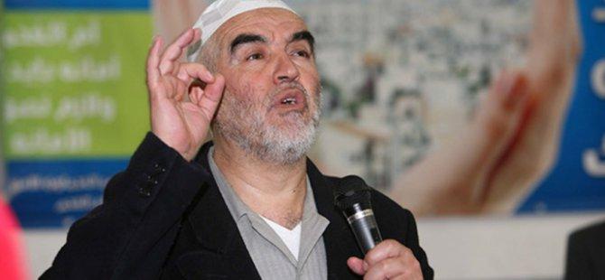 İslami Hareket Lideri Salah'a Yurt Dışına Çıkış Yasağı
