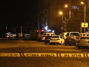Diyarbakır'da Polis Merkezine PKK Saldırısı!