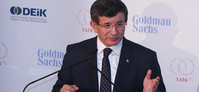 Başbakan Davutoğlu Türkiye'nin 64. Hükümetini Açıkladı