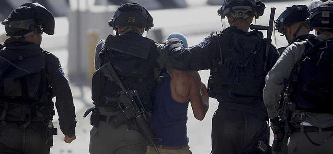 İsrail İşgal Askerleri 27 Filistinliyi Daha Gözaltına Aldı!